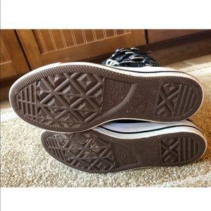 d48771b23ed Converse Shoes - Converse Knee Long Canvas Boots Men 4 Women 6 Blac